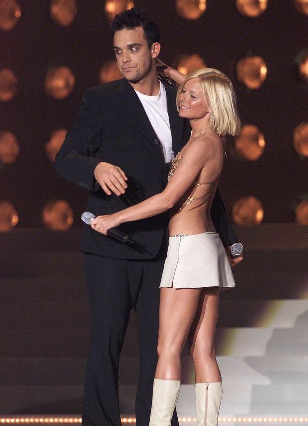 Robbie Williams betuigt spijt over �seks met Spice Girls�