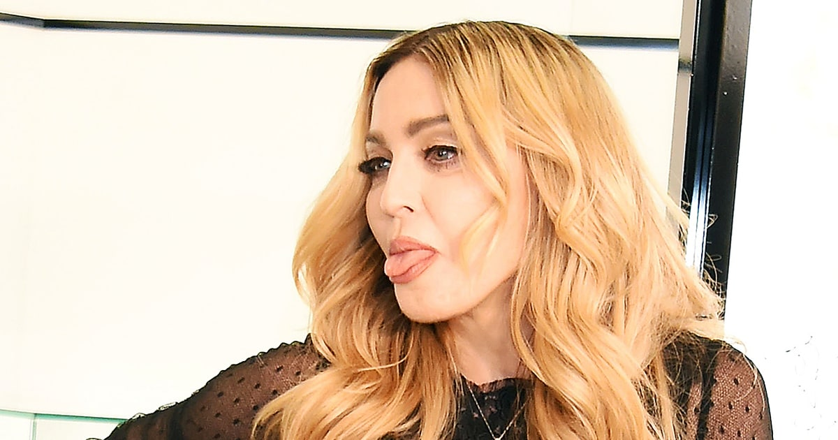 Madonna: orale seks voor stem op Hillary