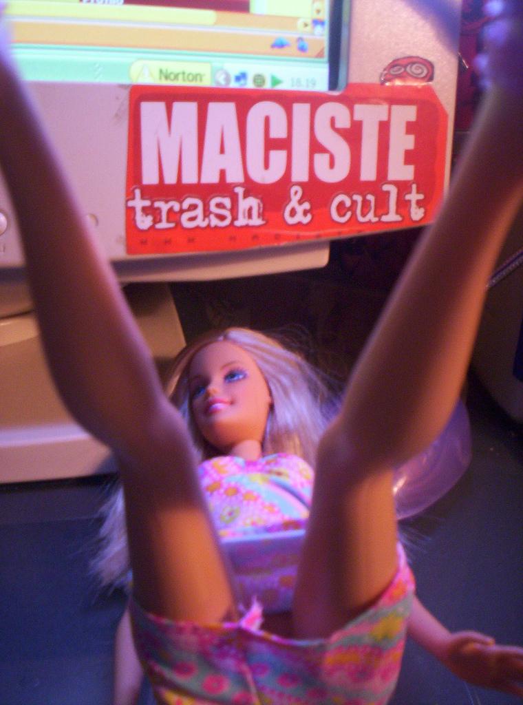 Barbie toch niet te zien in pornofilm