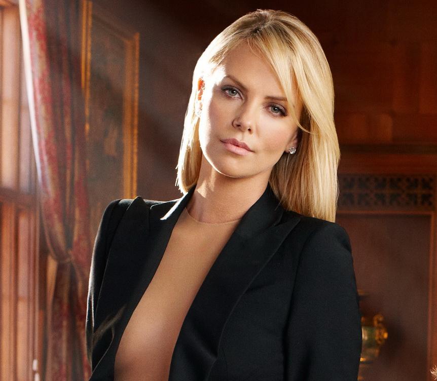 Charlize Theron vond sekssc�ne met vrouw makkelijker dan met man