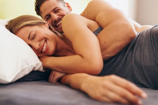 Nederlanders zijn blij met seksleven!