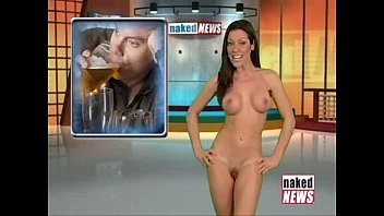 Naked News keert terug met sexy reportages!