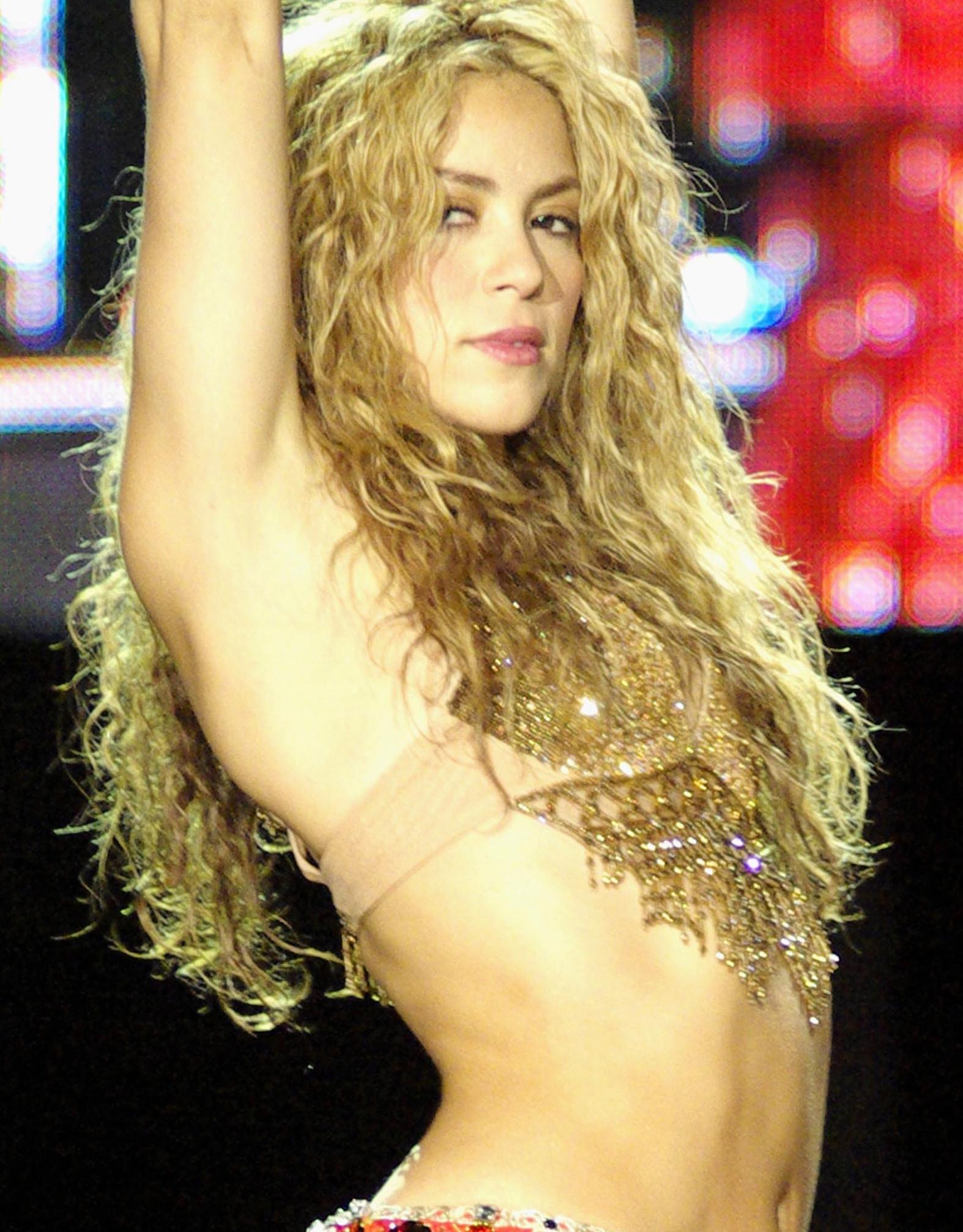 Shakira werd ooit afgeperst met sekstape