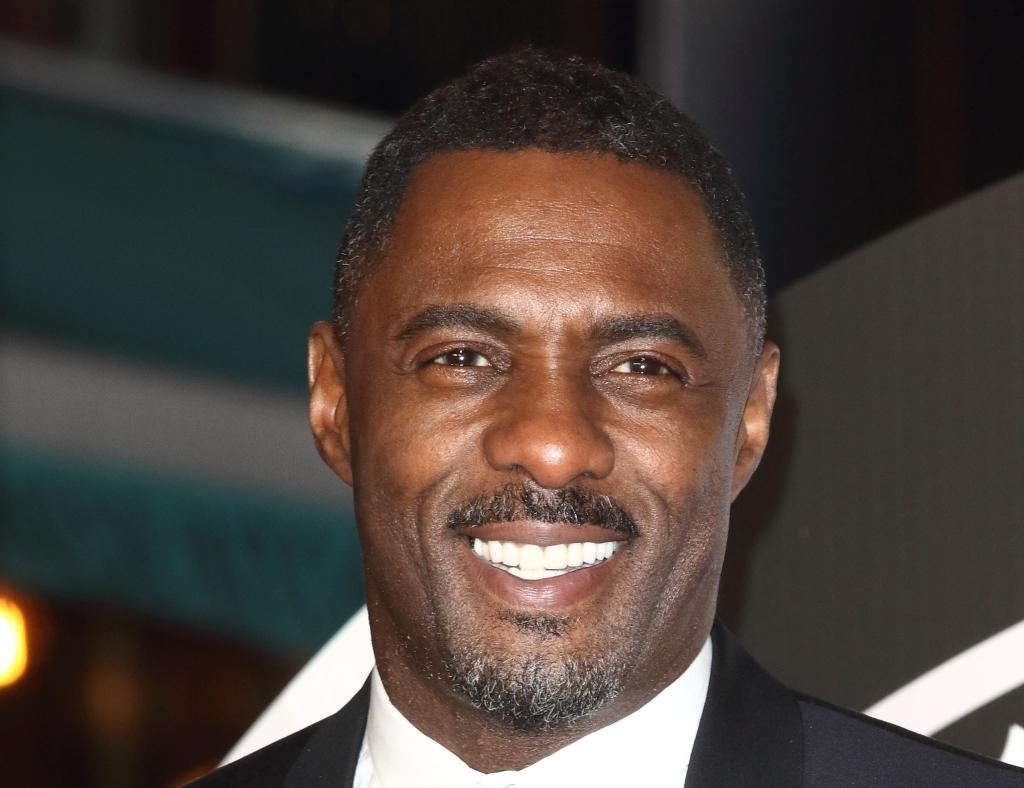 Idris Elba uitgeroepen tot meest sexy man